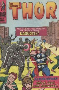 Cover Thumbnail for Thor (BSV - Williams, 1974 series) #25
