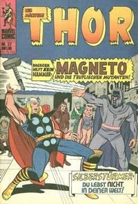 Cover Thumbnail for Thor (BSV - Williams, 1974 series) #27