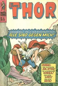 Cover Thumbnail for Thor (BSV - Williams, 1974 series) #28