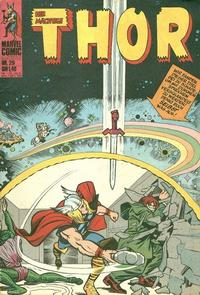 Cover Thumbnail for Thor (BSV - Williams, 1974 series) #29