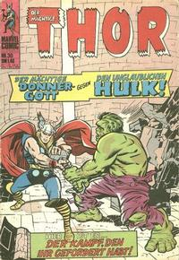 Cover Thumbnail for Thor (BSV - Williams, 1974 series) #30