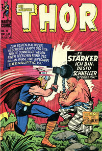 Cover Thumbnail for Thor (BSV - Williams, 1974 series) #32