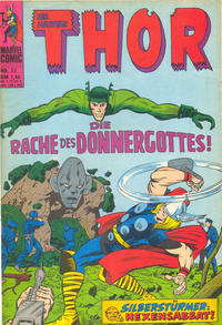 Cover Thumbnail for Thor (BSV - Williams, 1974 series) #33