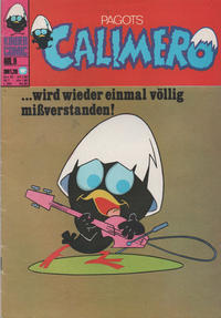 Cover Thumbnail for Calimero (BSV - Williams, 1973 series) #9