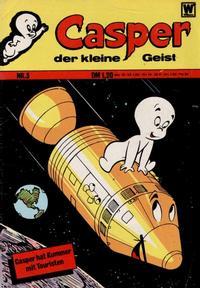 Cover Thumbnail for Casper der kleine Geist (BSV - Williams, 1973 series) #3