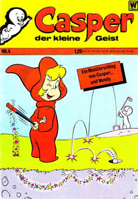 Cover Thumbnail for Casper der kleine Geist (BSV - Williams, 1973 series) #4