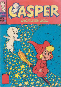 Cover Thumbnail for Casper der kleine Geist (BSV - Williams, 1973 series) #20