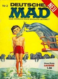 Cover Thumbnail for Mad (BSV - Williams, 1967 series) #2