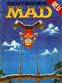Cover Thumbnail for Mad (BSV - Williams, 1967 series) #13