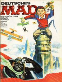 Cover Thumbnail for Mad (BSV - Williams, 1967 series) #26
