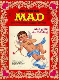 Cover Thumbnail for Mad (BSV - Williams, 1967 series) #35