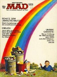 Cover Thumbnail for Mad (BSV - Williams, 1967 series) #43