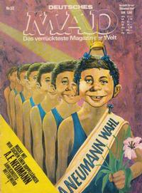 Cover Thumbnail for Mad (BSV - Williams, 1967 series) #52
