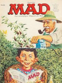 Cover Thumbnail for Mad (BSV - Williams, 1967 series) #84