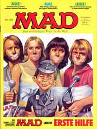 Cover Thumbnail for Mad (BSV - Williams, 1967 series) #164