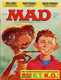 Cover Thumbnail for Mad (BSV - Williams, 1967 series) #166