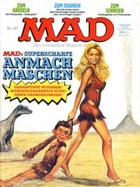 Cover Thumbnail for Mad (BSV - Williams, 1967 series) #167
