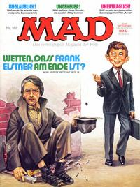 Cover Thumbnail for Mad (BSV - Williams, 1967 series) #168