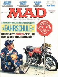 Cover Thumbnail for Mad (BSV - Williams, 1967 series) #173
