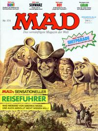 Cover Thumbnail for Mad (BSV - Williams, 1967 series) #174
