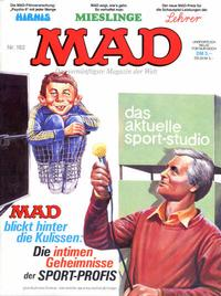 Cover Thumbnail for Mad (BSV - Williams, 1967 series) #182
