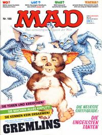 Cover Thumbnail for Mad (BSV - Williams, 1967 series) #188
