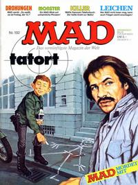 Cover Thumbnail for Mad (BSV - Williams, 1967 series) #192