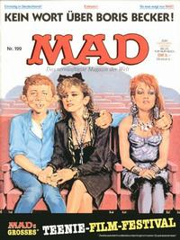 Cover Thumbnail for Mad (BSV - Williams, 1967 series) #199