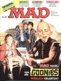 Cover Thumbnail for Mad (BSV - Williams, 1967 series) #201