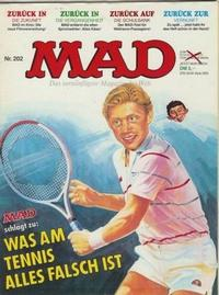 Cover Thumbnail for Mad (BSV - Williams, 1967 series) #202
