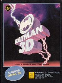 Cover Thumbnail for Batman 3-D (Zinco, 1991 series)