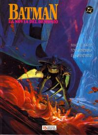 Cover Thumbnail for Batman: Novia del demonio (Zinco, 1991 series)