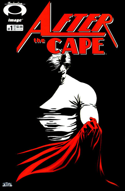 Cover for After the Cape (Image, 2007 series) #1