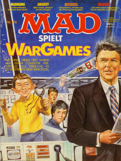 Cover for Mad (BSV - Williams, 1967 series) #178