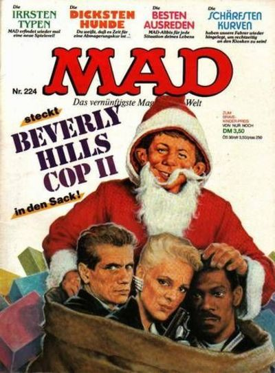 Cover for Mad (BSV - Williams, 1967 series) #224