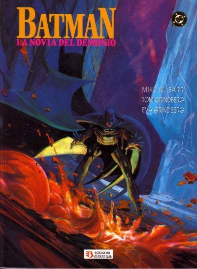 Cover for Batman: Novia del demonio (Zinco, 1991 series)