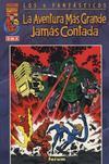 Cover for Los 4 Fantasticos: La Aventura Mas Grande Jamas Contada (Planeta DeAgostini, 2001 series) #3
