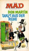Cover for Mad-Taschenbuch (BSV - Williams, 1973 series) #11