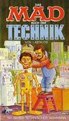 Cover for Mad-Taschenbuch (BSV - Williams, 1973 series) #21 - Das Mad-Buch der Technik
