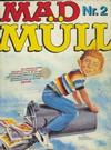 Cover for Mad Müll (BSV - Williams, 1983 series) #2