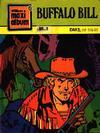 Cover for Williams Maxi Album (BSV - Williams, 1973 series) #3 - Buffalo Bill