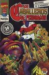 Cover for Los Caballeros De Pendragon (Planeta DeAgostini, 1992 series) #1