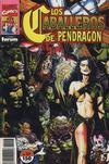 Cover for Los Caballeros De Pendragon (Planeta DeAgostini, 1992 series) #17