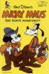 Cover for Micky Maus (Egmont Ehapa, 1951 series) #2/1952