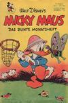 Cover for Micky Maus (Egmont Ehapa, 1951 series) #5/1952