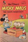 Cover for Micky Maus (Egmont Ehapa, 1951 series) #6/1952