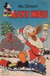 Cover for Micky Maus (Egmont Ehapa, 1951 series) #12/1952