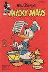 Cover for Micky Maus (Egmont Ehapa, 1951 series) #4/1953