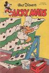 Cover for Micky Maus (Egmont Ehapa, 1951 series) #5/1953