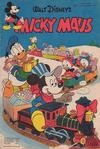 Cover for Micky Maus (Egmont Ehapa, 1951 series) #12/1953